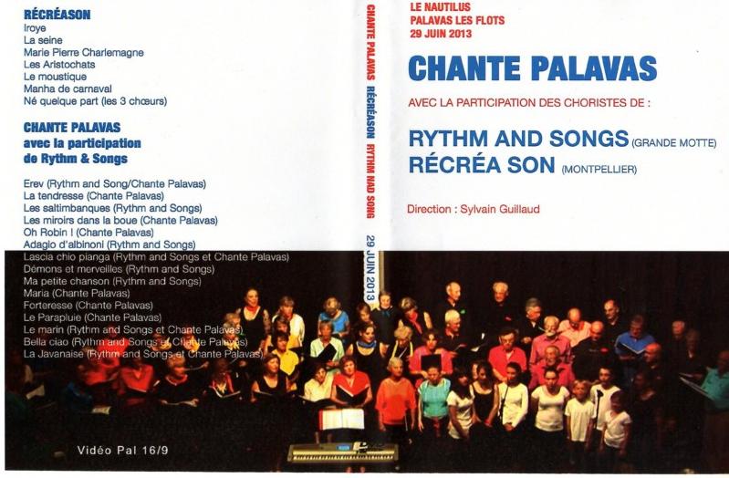 Espoir pour un enfant chante palavas, rythm and song et récréason