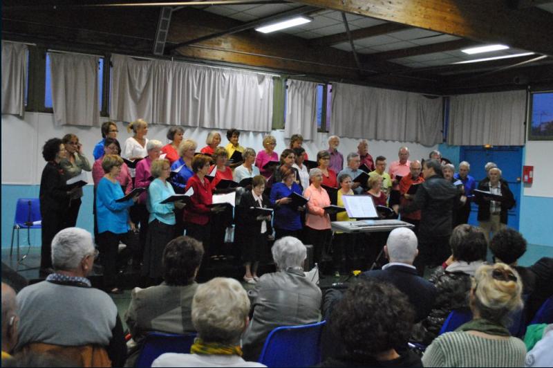 25ème anniversaire de la chorale chante palavas