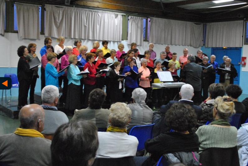 DSC_0031 - Extrait de Concert, 25 ans de Chante Palavas Salle des fêtes de Palavas