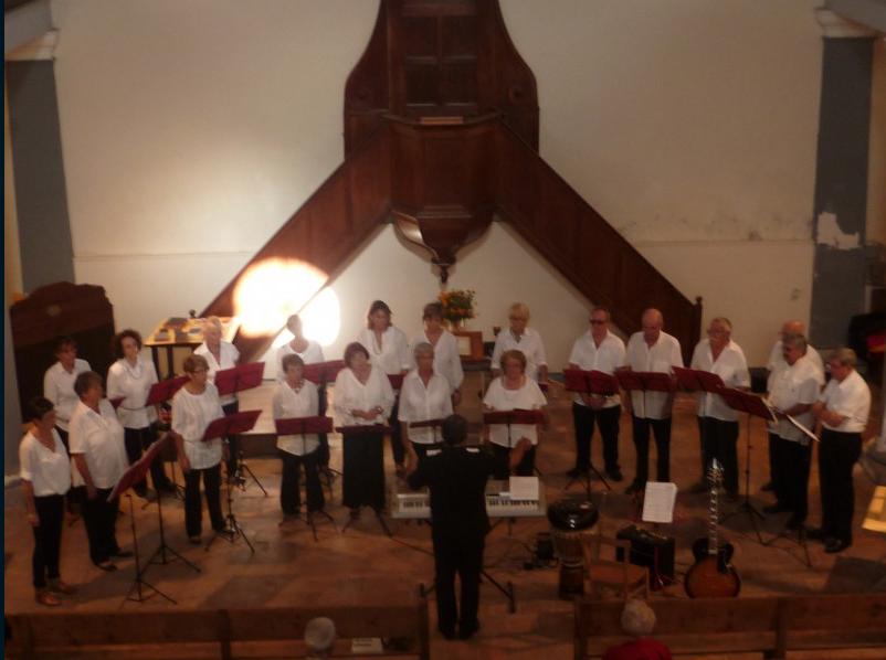 P1090370 - Extrait de Concert-spectacle le 20 septembre 2014 à Sumène