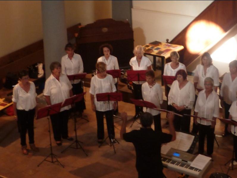 P1090372 - Extrait de Concert-spectacle le 20 septembre 2014 à Sumène