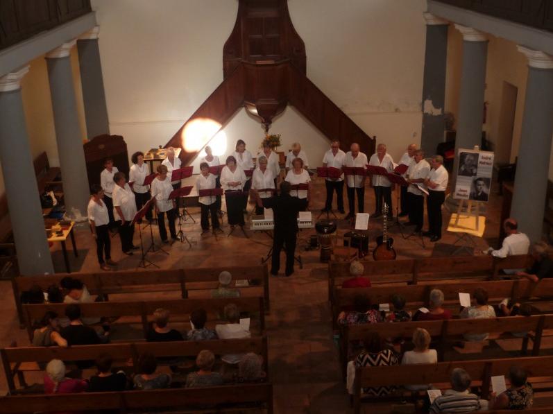 P1090374 - Extrait de Concert-spectacle le 20 septembre 2014 à Sumène
