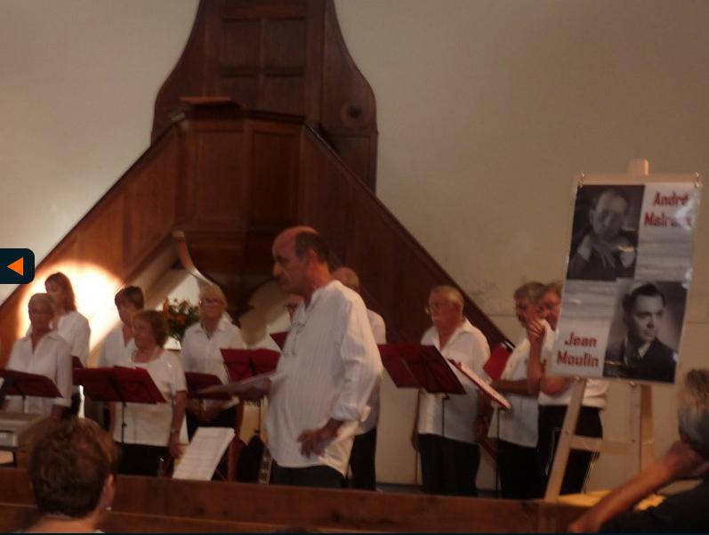 P1090376 - Extrait de Concert-spectacle le 20 septembre 2014 à Sumène