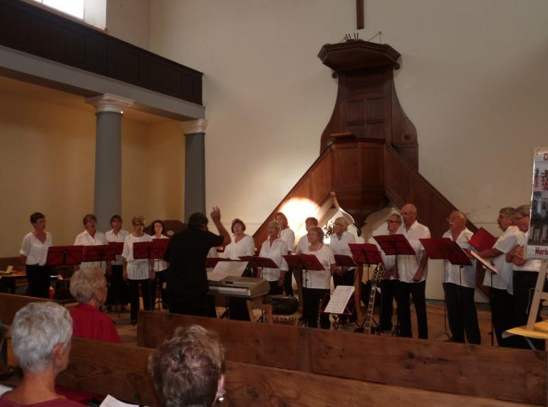 P1090379 - Extrait de Concert-spectacle le 20 septembre 2014 à Sumène