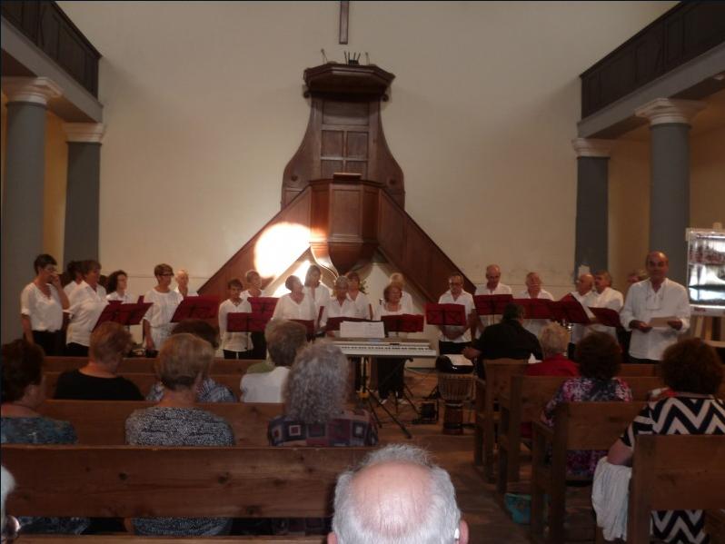 P1090385 - Extrait de Concert-spectacle le 20 septembre 2014 à Sumène
