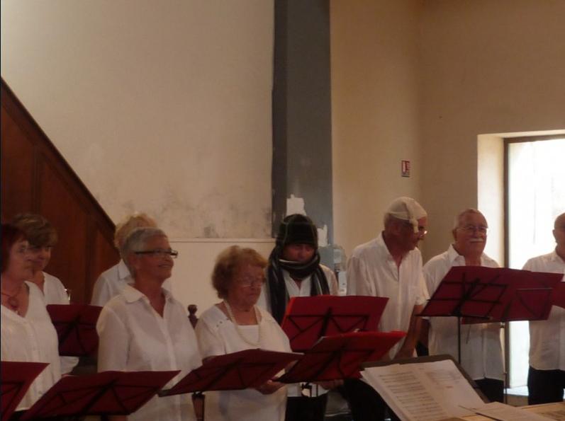 P1090391 - Extrait de Concert-spectacle le 20 septembre 2014 à Sumène