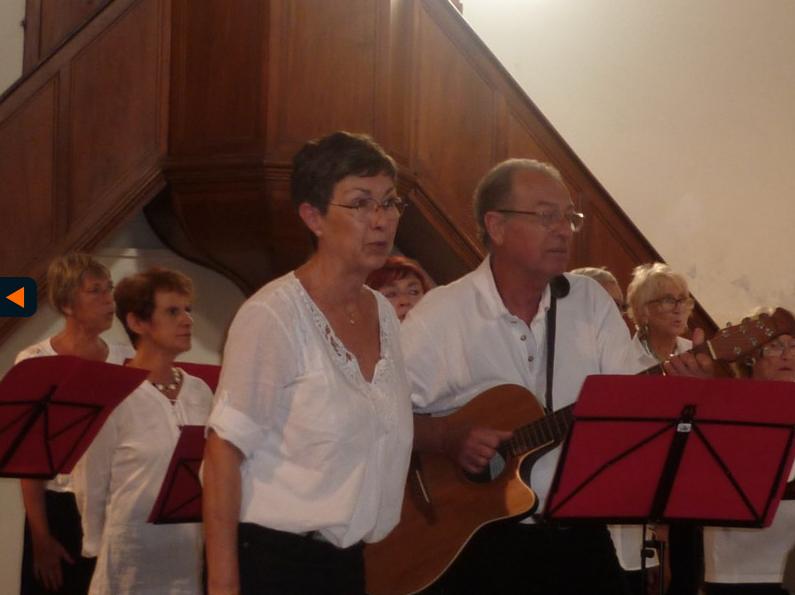 P1090393 - Extrait de Concert-spectacle le 20 septembre 2014 à Sumène