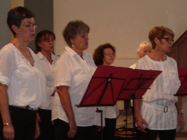 P1090394 - Extrait de Concert-spectacle le 20 septembre 2014 à Sumène
