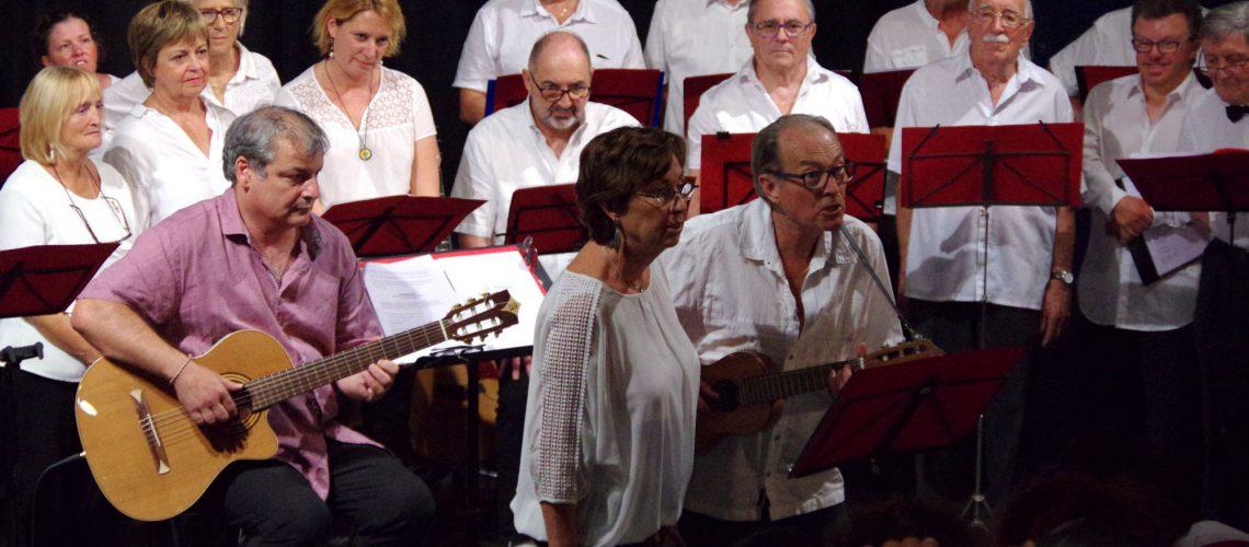 le moineau, Martine et Roland