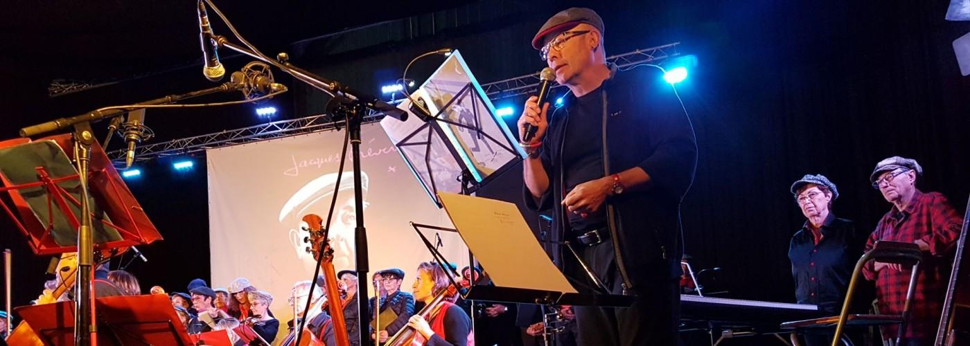concert Prévert 27 mars 2019