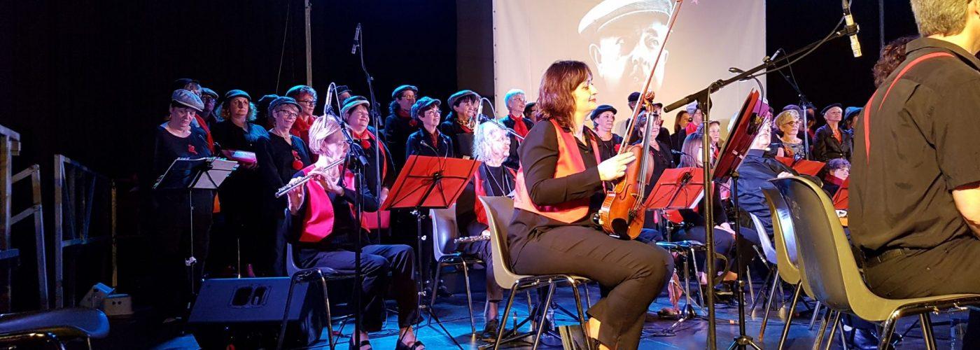 concert Prévert 27 mars